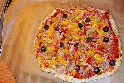 Pizzateig 70