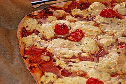 Pizzateig 160