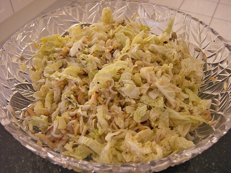 Yum Yum Salat Von Leckermäulchen22 Chefkochde