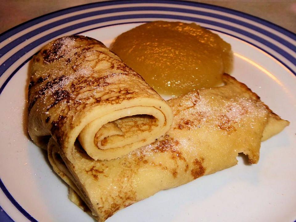 Süße Pfannkuchen Von Nudelliebe Chefkoch