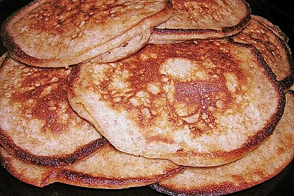 Fluffy Pancakes 4