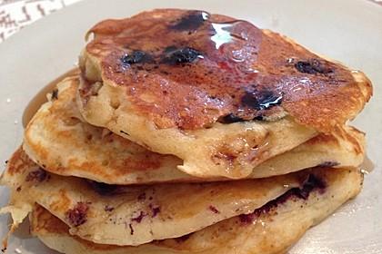 Fluffy Pancakes 6