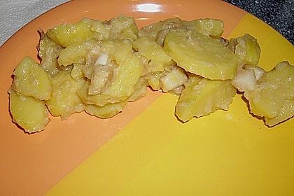 Kartoffelsalat nach Hildes Art