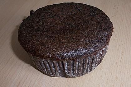 Schoko - Frischkäse Muffins 30