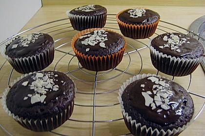 Schoko - Frischkäse Muffins 27