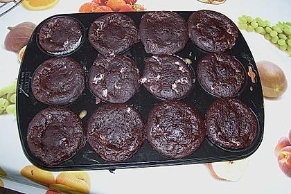 Schoko - Frischkäse Muffins 46