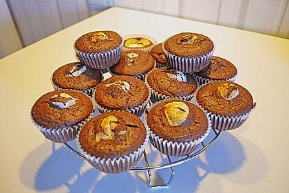 Schoko - Frischkäse Muffins 26