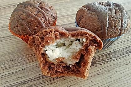 Schoko - Frischkäse Muffins 20