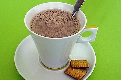 Latte Nutella 7
