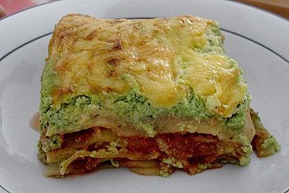 Thunfisch - Brokkoli - Lasagne 1