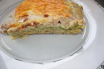 Thunfisch - Brokkoli - Lasagne