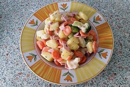 Kartoffel - Gemüse - Pfanne 8