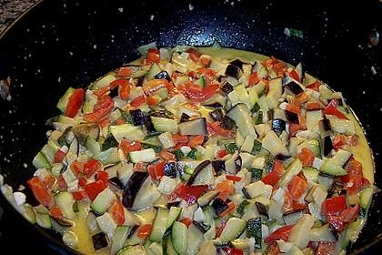 Kartoffel - Gemüse - Pfanne 24