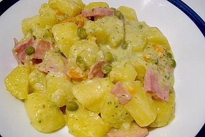 Kartoffel - Gemüse - Pfanne 15