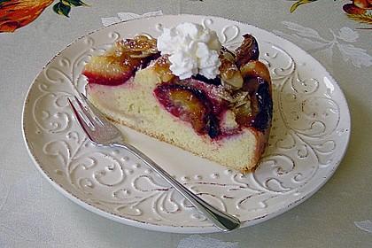 Zwetschgenkuchen mit Mandelguss à la Sonja 2