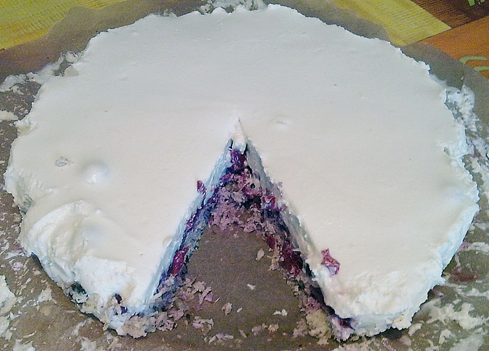 Vegane Kirsch Kokos Torte Von Holdemaid Chefkoch De