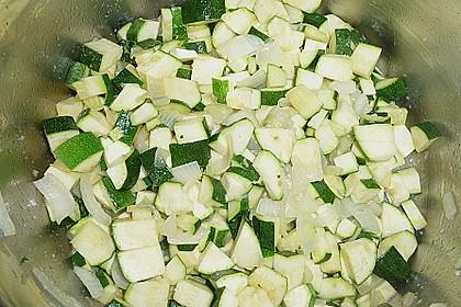 Zucchini - Cremesuppe 6