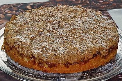 Apfel-Mandarinen-Kuchen 9