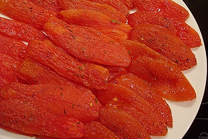 Tomatencrostini mit Büffelmozzarella 3