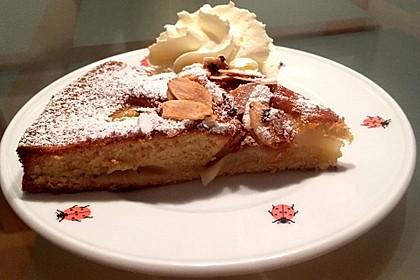 Versunkener Apfelkuchen von Claudi (Bild)