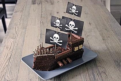 Piratenkuchen Von Pancake Muffin Chefkoch De