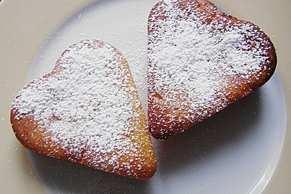 Quark-Vanille-Muffins (Bild)