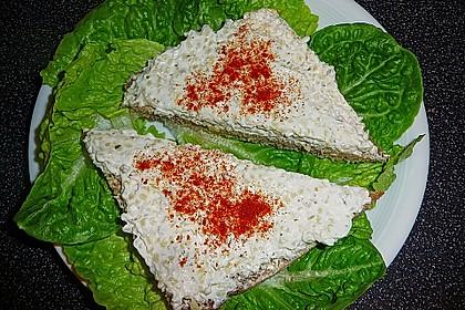 Bulgur mit Frischkäse 1