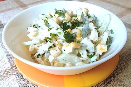 Feta - Gurken - Salat (Bild)