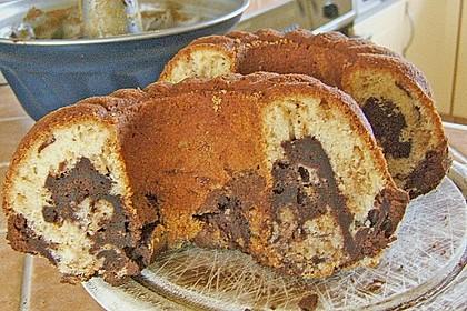 Marmorkuchen mit Amaretti 1