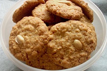Erdnuss - Cookies 12