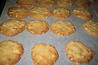 Erdnuss - Cookies 9