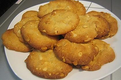 Erdnuss - Cookies 6