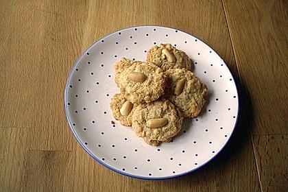 Erdnuss - Cookies 15