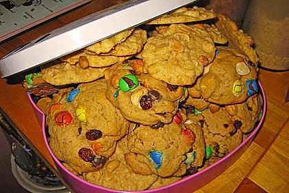 Erdnuss - Cookies 17