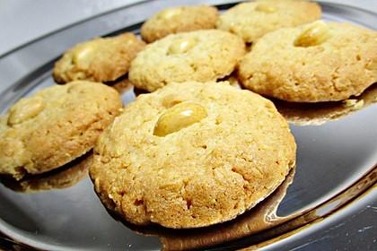 Erdnuss - Cookies 1