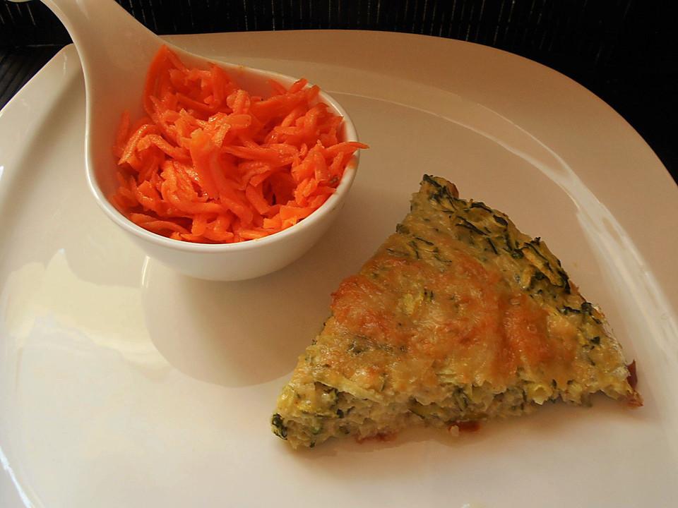 Zucchini Kase Kuchen Von Midajah Chefkoch De