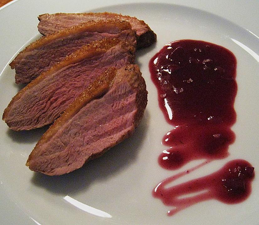 Rotwein Orangen Soße Von Schnabbel Chefkochde