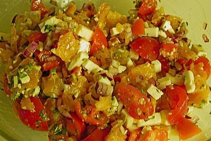 Lachs - Feta - Sauce 5