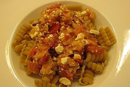 Lachs - Feta - Sauce 6