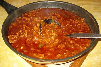 Sauce Bolognese 18