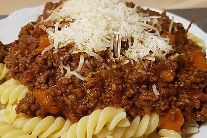 Sauce Bolognese 22
