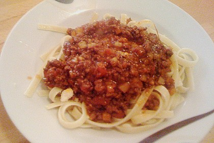 Sauce Bolognese 31