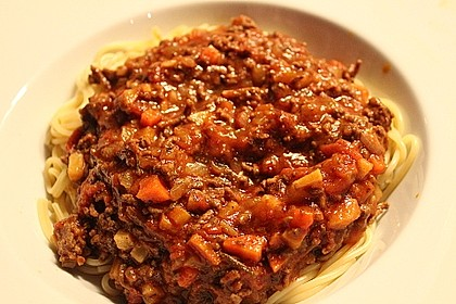 Sauce Bolognese 9