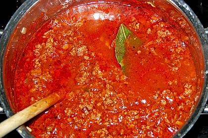 Sauce Bolognese 24