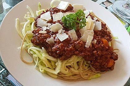 Sauce Bolognese 4
