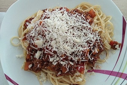 Sauce Bolognese 12