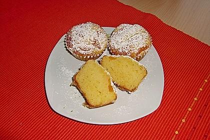 Mandarinen - Joghurt - Muffins (Bild)