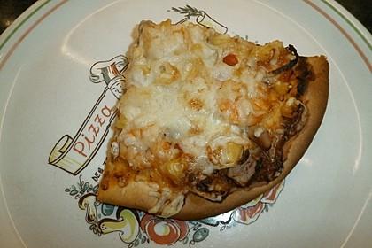Meeresfrüchte - Pizza 6