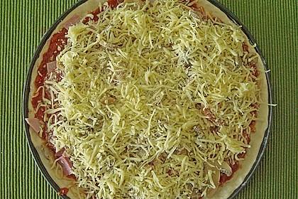 Meeresfrüchte - Pizza 11