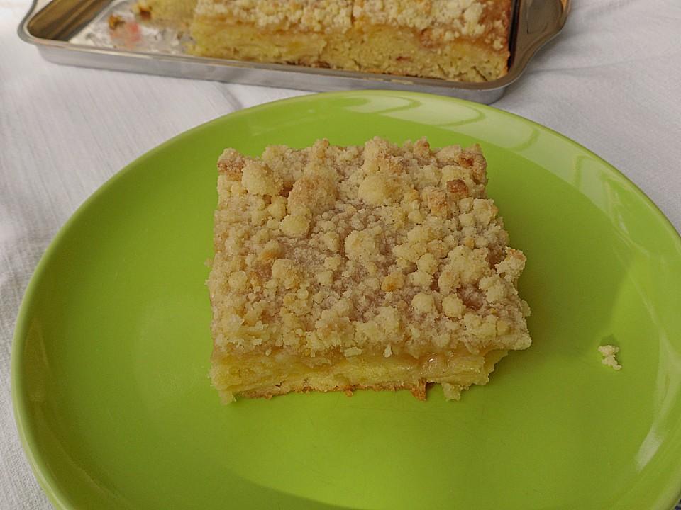 Liebster Apfel Streuselkuchen In Zwei Variationen Von Fragolina888
